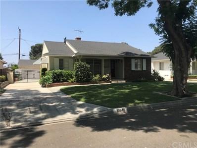 10749 Grovedale Drive, Whittier, CA 90603 - MLS#: PW18200509