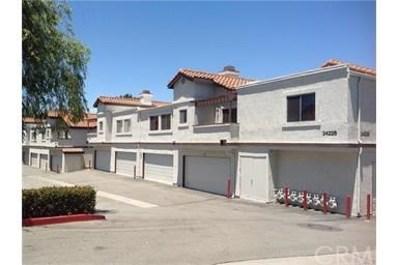 24228 Sylvan Glen Road UNIT D, Diamond Bar, CA 91765 - MLS#: PW18200583