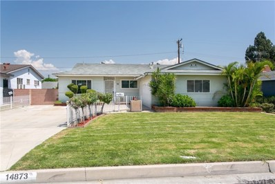 14873 Ansford Street, Hacienda Heights, CA 91745 - MLS#: PW18201265