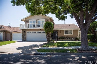 4342 Fontainbleau Avenue, Cypress, CA 90630 - MLS#: PW18201837