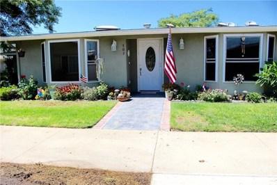 13763 El Dorado Dr #16 F, Seal Beach, CA 90740 - MLS#: PW18201927
