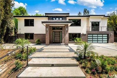 851 Clarion Drive, Fullerton, CA 92835 - MLS#: PW18202019