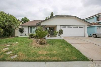 2226 W Flora Street, Santa Ana, CA 92704 - MLS#: PW18202875