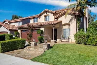 25 Via Hacienda, Rancho Santa Margarita, CA 92688 - MLS#: PW18203057