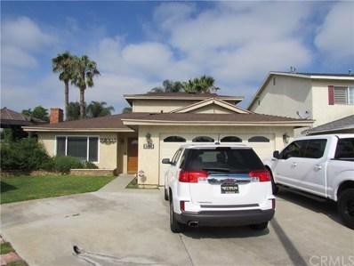 3434 W Glen Holly Drive, Anaheim, CA 92804 - MLS#: PW18203143