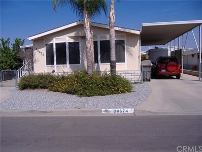 30674 Arenga Palm Drive, Homeland, CA 92548 - MLS#: PW18203228