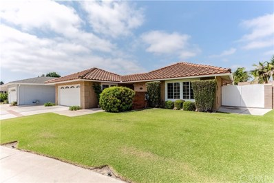 18115 Redbud Circle, Fountain Valley, CA 92708 - MLS#: PW18204402