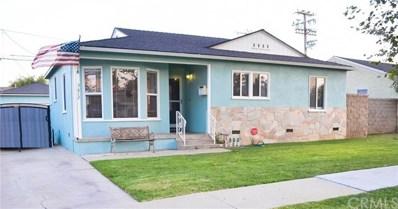 3612 Arbor Road, Lakewood, CA 90712 - MLS#: PW18204797