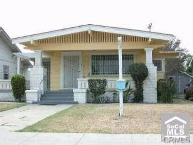 2032 W 43rd Street, Los Angeles, CA 90062 - MLS#: PW18205123