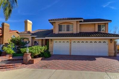 28270 Pine Meadow Way, Yorba Linda, CA 92887 - MLS#: PW18205599
