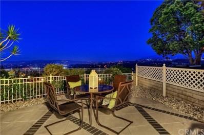 740 S Crown Pointe Drive, Anaheim Hills, CA 92807 - MLS#: PW18205824