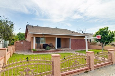 876 S Claudina Street, Anaheim, CA 92805 - MLS#: PW18206334