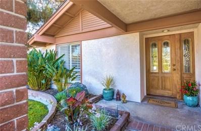 6354 E Via Estrada, Anaheim Hills, CA 92807 - MLS#: PW18206362