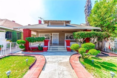 2040 W 31 Street, Los Angeles, CA 90018 - MLS#: PW18206696