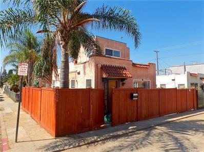 1608 Ohio Avenue, Long Beach, CA 90804 - MLS#: PW18206897