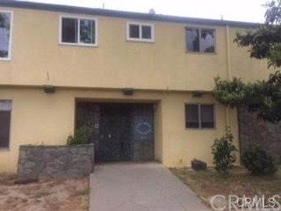 611 S Orange Avenue UNIT 4, Santa Ana, CA 92701 - MLS#: PW18206927