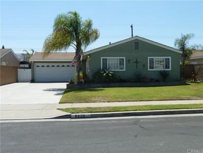 6420 Cathay Circle, Buena Park, CA 90620 - MLS#: PW18207185