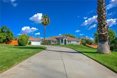 16580 Bonanza Drive, Riverside, CA 92504 - MLS#: PW18207453