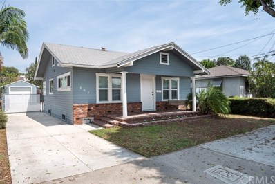 607 E Commonwealth Avenue, Fullerton, CA 92831 - MLS#: PW18207487
