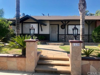 1120 Sapphire Lane, Corona, CA 92882 - MLS#: PW18207703