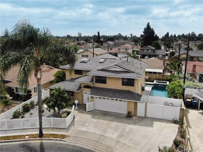 4252 Emerald Circle, Cypress, CA 90630 - MLS#: PW18208243
