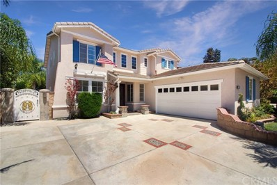 5805 E Hillgrove Court, Orange, CA 92869 - MLS#: PW18208419