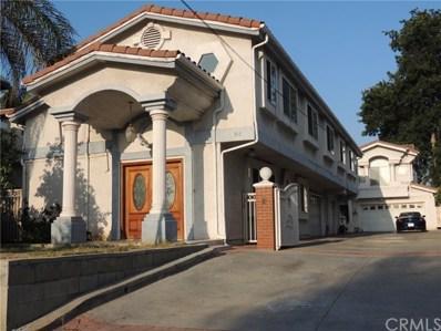 198 N Alhambra Avenue, Monterey Park, CA 91755 - MLS#: PW18208678