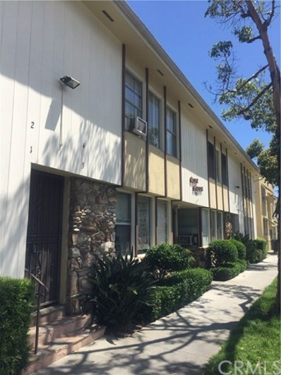728 Cedar Avenue UNIT 21, Long Beach, CA 90813 - MLS#: PW18208961