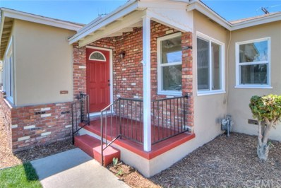 7633 Boer Avenue, Whittier, CA 90606 - MLS#: PW18208977