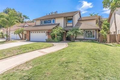 6786 E Leafwood Drive, Anaheim Hills, CA 92807 - MLS#: PW18209210