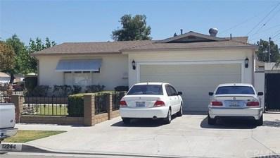 12244 185th Place, Artesia, CA 90701 - MLS#: PW18209850