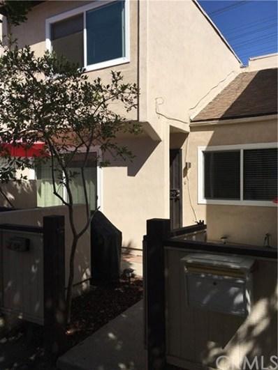 16710 Orange Avenue UNIT J54, Paramount, CA 90723 - MLS#: PW18210336