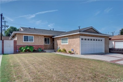 11564 169th Street, Artesia, CA 90701 - MLS#: PW18210390