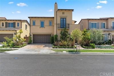 8 Spanish Moss, Irvine, CA 92602 - MLS#: PW18210500