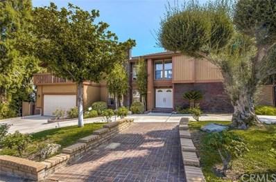 132 S Eucalyptus Drive, Anaheim Hills, CA 92808 - MLS#: PW18210682