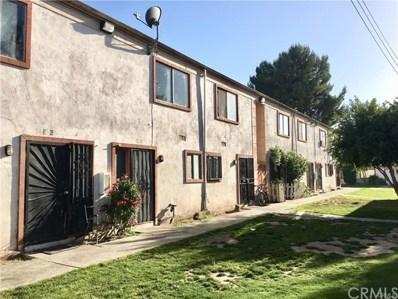1001 E Camile Street UNIT E3, Santa Ana, CA 92701 - MLS#: PW18210745