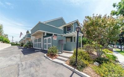 658 S Webster Avenue UNIT 1, Anaheim, CA 92804 - MLS#: PW18211235