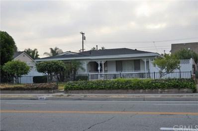 4814 N Hollenbeck Avenue, Covina, CA 91722 - MLS#: PW18211442