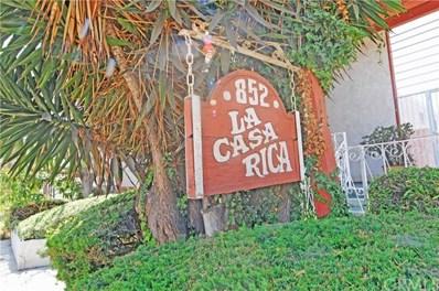 852 W Beach Avenue UNIT 15, Inglewood, CA 90302 - MLS#: PW18211482