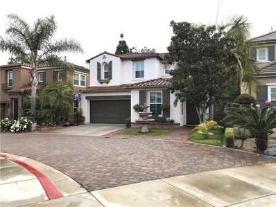 3386 Corte Cassis, Costa Mesa, CA 92626 - MLS#: PW18211511