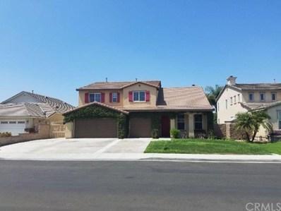 6545 Red Oak Drive, Eastvale, CA 92880 - MLS#: PW18211598