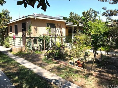 449 E 60th Street, Long Beach, CA 90805 - MLS#: PW18212384