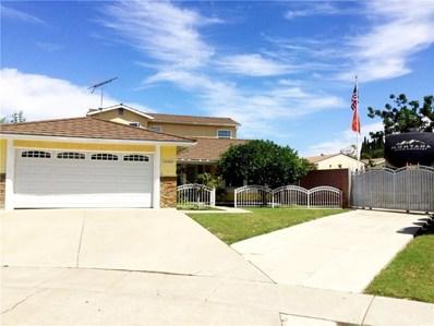1501 S Minter Street, Santa Ana, CA 92707 - MLS#: PW18212504