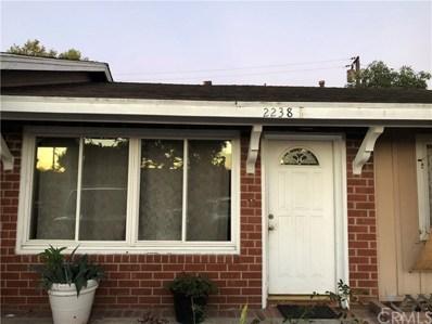 2238 Continental Avenue, Costa Mesa, CA 92627 - MLS#: PW18213061