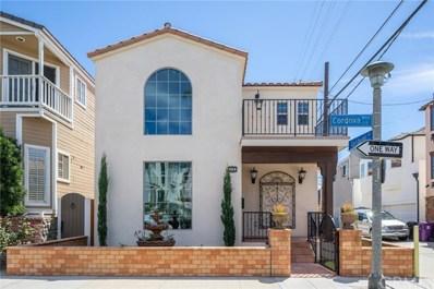 110 Cordova, Long Beach, CA 90803 - MLS#: PW18213329