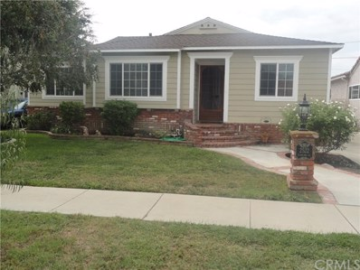 2522 Yearling Street, Lakewood, CA 90712 - MLS#: PW18213518