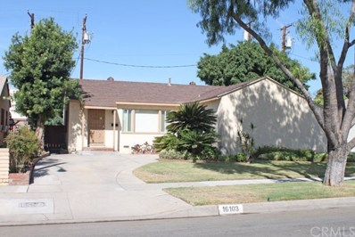 16103 Bonfair Avenue, Bellflower, CA 90706 - MLS#: PW18213764