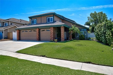 3726 Foxplain Rd, Corona, CA 92882 - MLS#: PW18213816