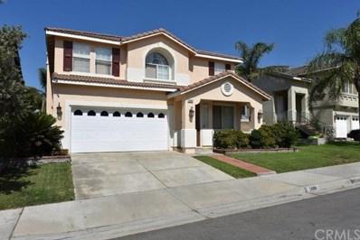 5880 Pine Valley Drive, Fontana, CA 92336 - MLS#: PW18213850