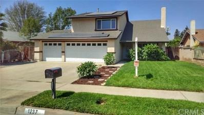 1237 E Cottonwood Street, Ontario, CA 91761 - MLS#: PW18214032